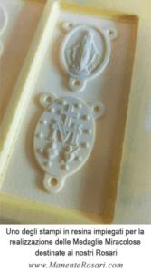 Stampo Crociera Medaglia Miracolosa