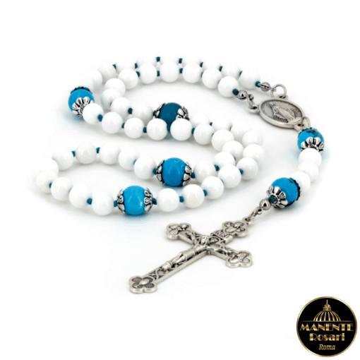 Comprare on line Rosario Madonna delle Grazie - Medaglia Miracolosa