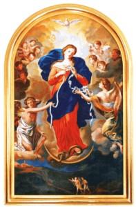 Novena Rosario a Maria che scioglie i nodi