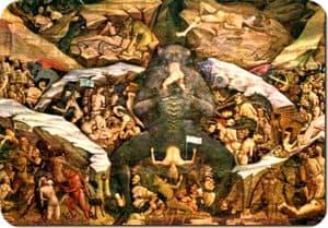 Le pene dell'Inferno - Chiesa di San Petronio (Bologna)