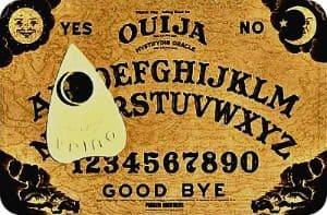 La Tavola Ouija - Seduta spiritica