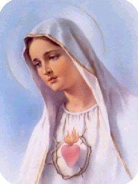 Consacrazione dei figli al Cuore Immacolato di Maria