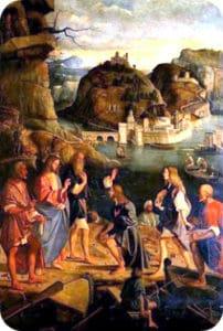 Gesù libera il fanciullo dal demonio