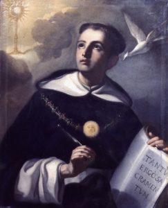 Preghiera dello Studente a San Tommaso d'Aquino