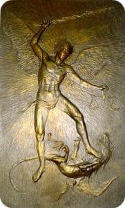 San Michele arcangelo liberaci dagli influssi nefasti della magia