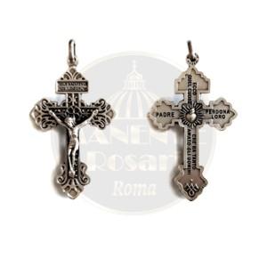 Acquista online il Crocifisso del Perdono presso la MANENTE Rosari (Roma)