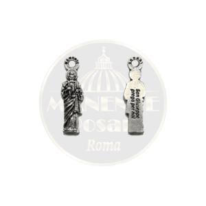 Medaglia-Pendaglio San Giuseppe con ascia