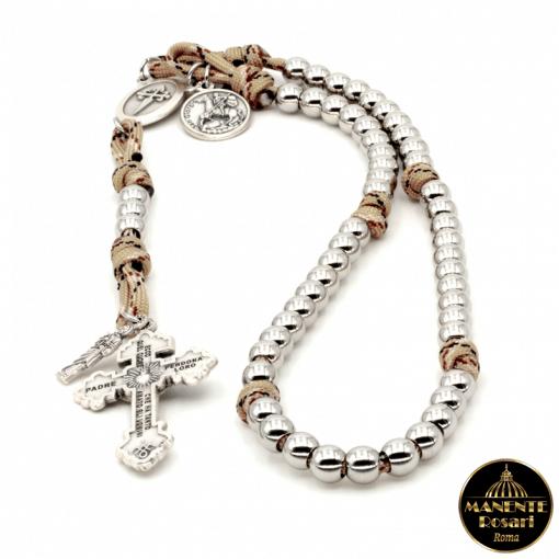 Acquistare Rosario da Combattimento in onore della Madonna delle Milizie