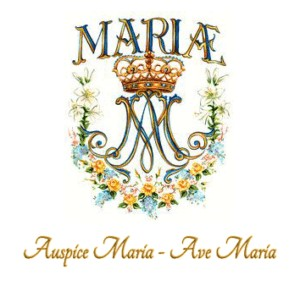 Auspice Maria - Ave Maria