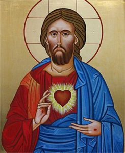 Primi nove venerdì del mese al Sacro Cuore - MANENTE Vendita Rosari On Line