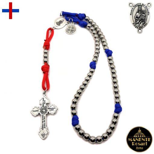 Vendita online rosario devozionale alla Madonna del Rimedio