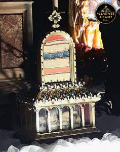Sacro Manto di San Giuseppe e Velo della B.V. Maria
