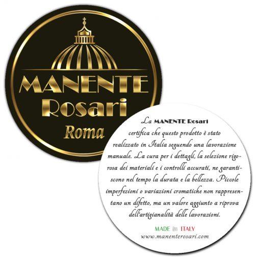 Garanzia prodotti Made in Italy