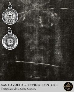 La Sacra Sindone e la Medaglia del Volto Santo