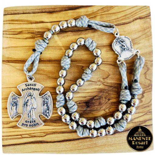 Acquistare la Corona degli Angeli in Acciaio e Paracord 550 Army-Beige