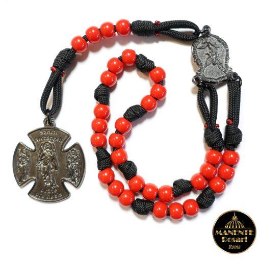 Corona degli Angelici in Resina Rossa in Vendita Online