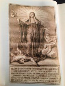 Beata Eustochio da Padova (Lucrezia Bellini)