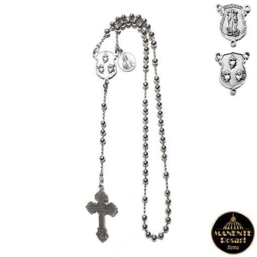 Corona Rosario da Combattimento in onore di San Giuseppe